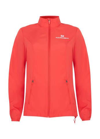 Nordski Jr Motion куртка ветровка детская  Red