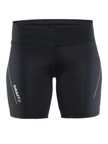 Craft Essential Run женские обтягивающие шорты