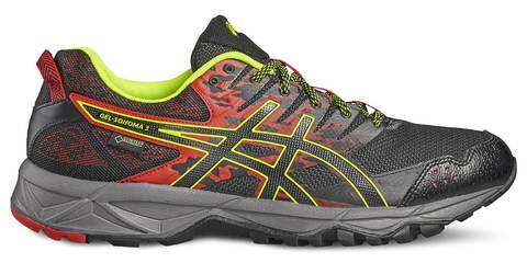 ASICS GEL-SONOMA 3 GT-X мужские непромокаемые беговые кроссовки