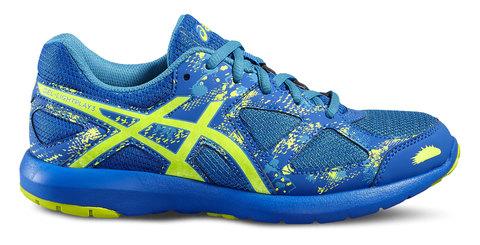 Asics Gel Lightplay 3 Gs кроссовки для бега детские синие