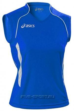 Asics Singlet Aruba Майка волейбольная женская blue