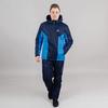Nordski Base теплый лыжный костюм мужской iris-blue - 1