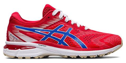 Asics Gt 2000 8 кроссовки для бега женские красные