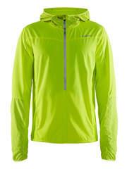 Craft Brilliant 2.0 куртка для бега мужская neon