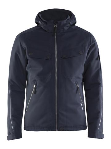 Craft Utility теплая куртка мужская dark grey