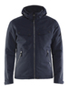 Craft Utility теплая куртка мужская dark grey - 1