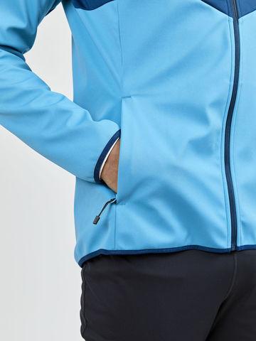 Craft Glide Block лыжная куртка мужская beat-laser
