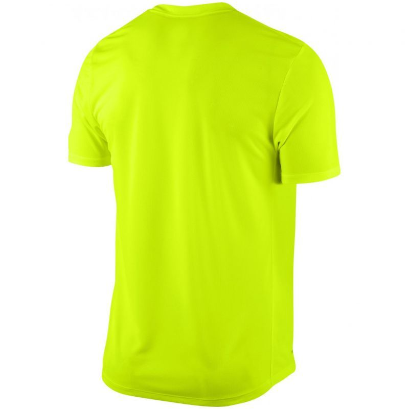 Футболка Nike Run Swoosh Tee салатовая - 2