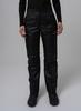 Nordski Light утепленные ветрозащитные брюки женские черные - 1