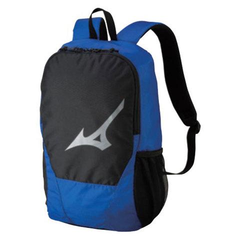 Mizuno Backpack 20L рюкзак черный-синий