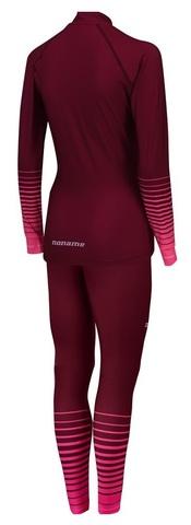 Noname XC Racing 19 лыжный гоночный костюм dark rose
