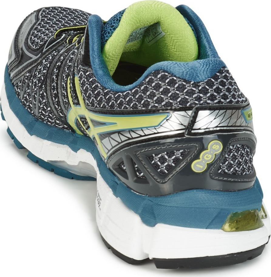Asics Gel-Kayano 20 кроссовки для бега мужские grey - 2