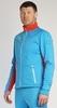 Nordski National Premium разминочный лыжный костюм мужской Blue-Black - 2
