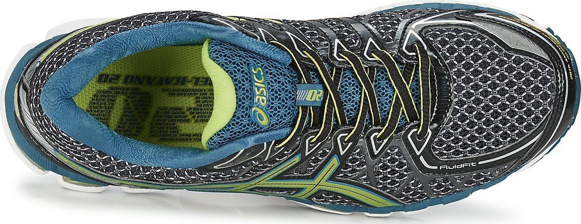 Asics Gel-Kayano 20 кроссовки для бега мужские grey - 5