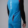 Nordski Premium лыжный жилет мужской синий-красный - 4