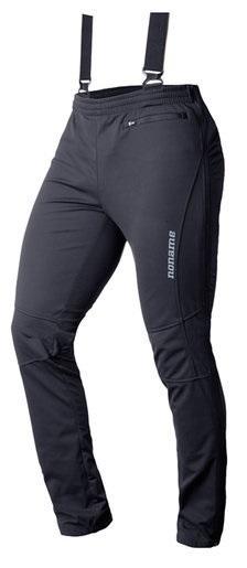Лыжные брюки-самосбросы Noname Flow in motion черные унисекс