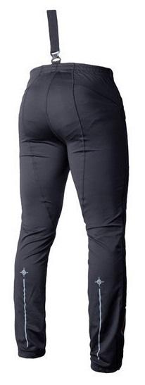 Лыжные брюки-самосбросы Noname Flow in motion черные унисекс - 2