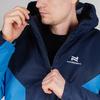 Nordski Base теплый лыжный костюм мужской iris-blue - 3