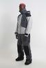 Комбинезон для сноуборда мужской Cool Zone ASAP асфальт-черный - 2