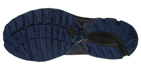 Mizuno Wave Rider GoreTex беговые кроссовки мужские черные (Распродажа)