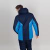 Nordski Base теплый лыжный костюм мужской iris-blue - 2