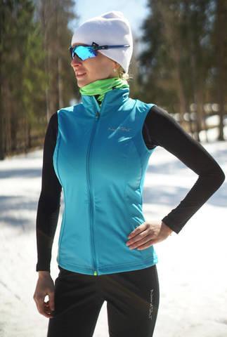 Nordski Motion женский лыжный жилет breeze
