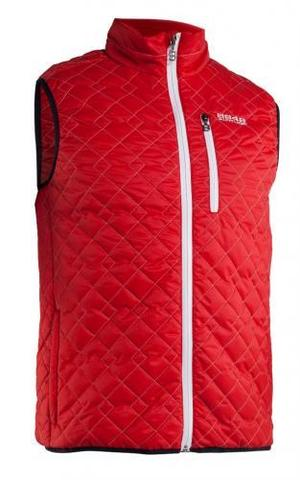Мужской жилет 8848 Altitude Primaloft Coster (red)