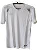 Nordski Run футболка для бега мужская white - 1