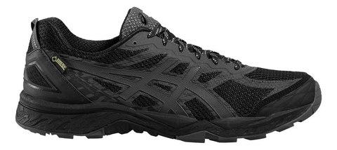 ASICS GEL-FUJITRABUCO 5 G-TX мужские кроссовки внедорожники черные