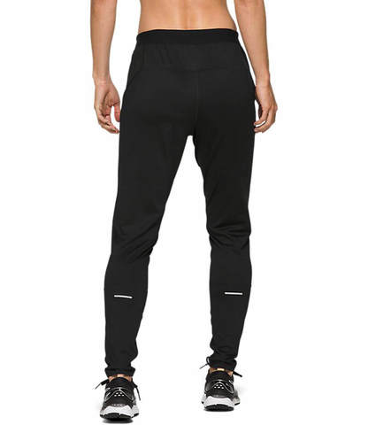 Asics Race Pant беговые штаны женские черные