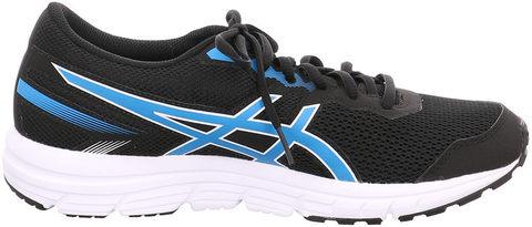 Asics Gel Zaraca 5 Gs кроссовки для бега подростковые черные