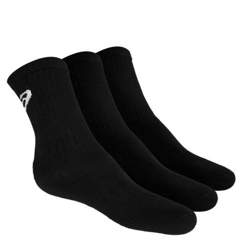 Комплект носков Asics 3PPK Crew черные