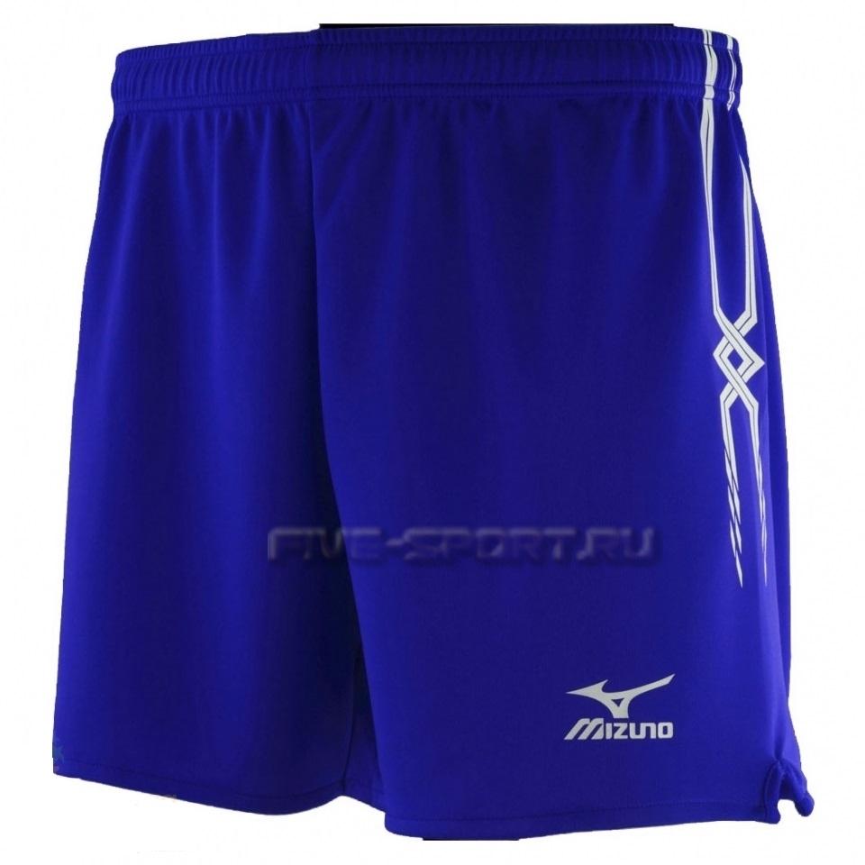 Mizuno Premium Short Шорты волейбольные blue