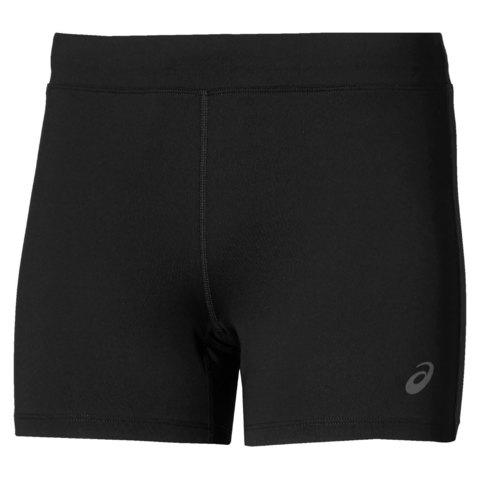 Шорты для бега женские Asics Hot Pant черные