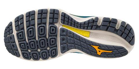 Mizuno Wave Sky 4 кроссовки для бега мужские синие