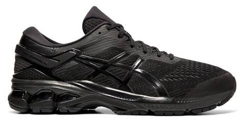 Asics Gel Kayano 26 Wide кроссовки для бега мужские черные