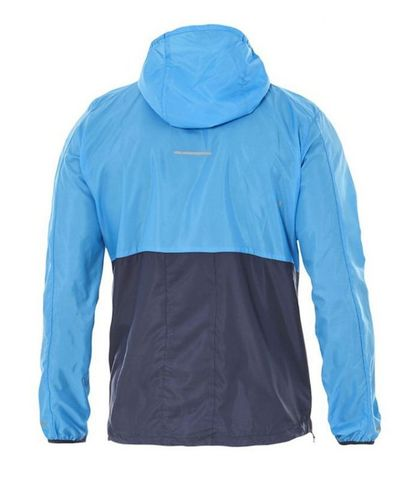 Asics Packable Jacket мужская куртка для бега синяя