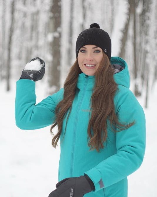 Nordski Pulse Mount теплый лыжный костюм женский - 8