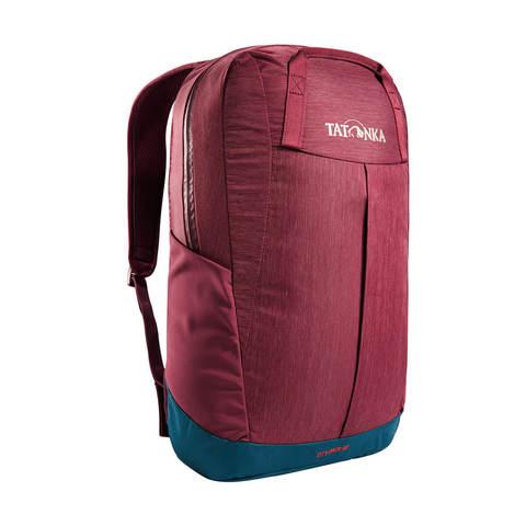 Tatonka City Pack 20 городской рюкзак bordeaux red