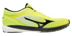 Mizuno Wave Duel беговые кроссовки мужские желтые