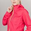 Nordski Run куртка для бега женская Pink-Yellow - 4