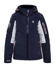 Горнолыжная куртка для девочек 8848 Altitude Harper navy