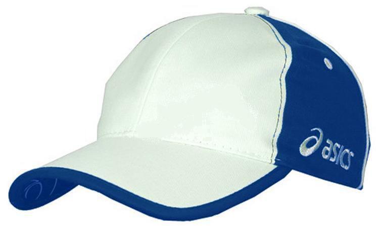 Бейсболка Asics Team Cap 6 blue