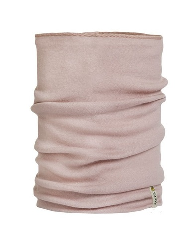 Janus Design Wool многофункциональный баф горловина детский нежно-розовый