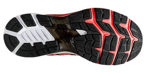 Asics Gel Kayano 27 Tokyo кроссовки для бега мужские черные-красные