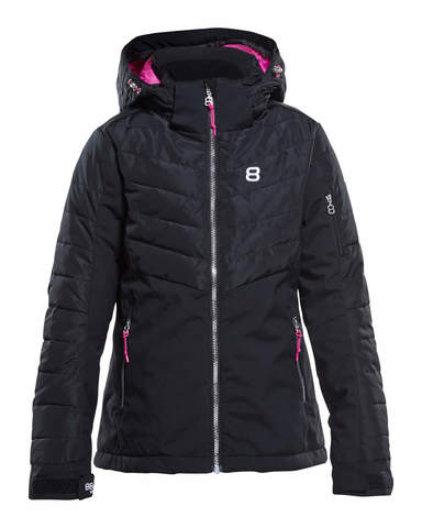 8848 Altitude Tella детская горнолыжная куртка black