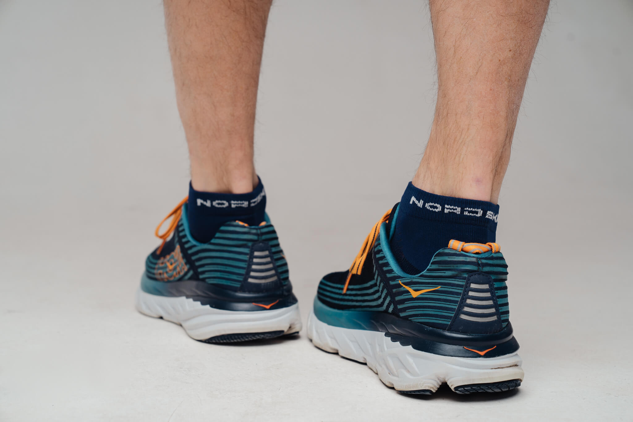 Nordski Run комплект спортивные носки black-seaport - 2