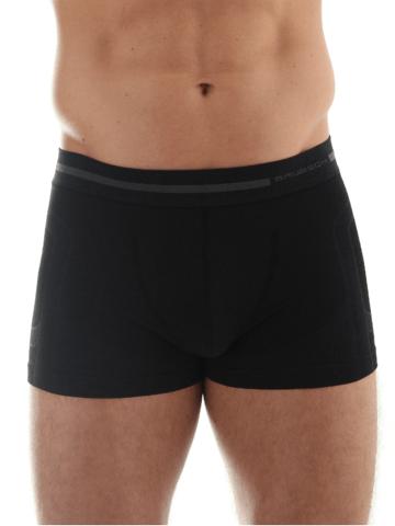 Термобелье мужское Brubeck Comfort Wool трусы черный