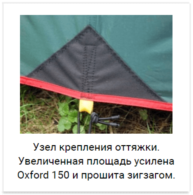 Alexika China House Alu тент палатка - 8