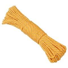 AceCamp Polypro Rope 5 мм x 10 м люминесцентная веревка желтая
